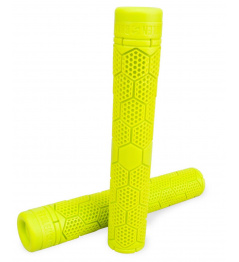 Grips Stolen Hive SuperStick Flangless Neon Yellow