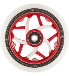 Wheel Striker Essence V3 White 110mm White / Red