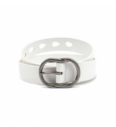 Horsefeathers Anabel white belt 2016/17 women's