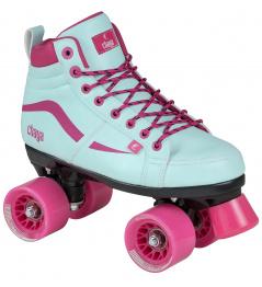 Chaya Quad Qlide Turquise in-line skates