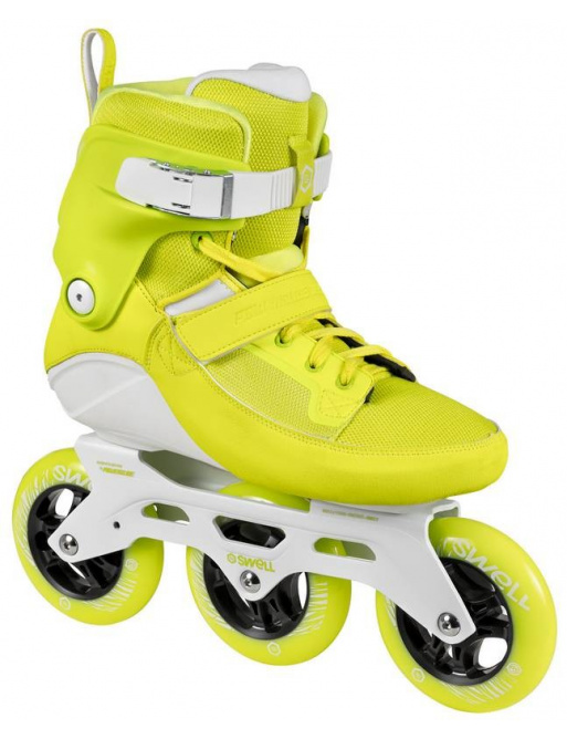 Powerslide Swell Yellow Flash inline skates
