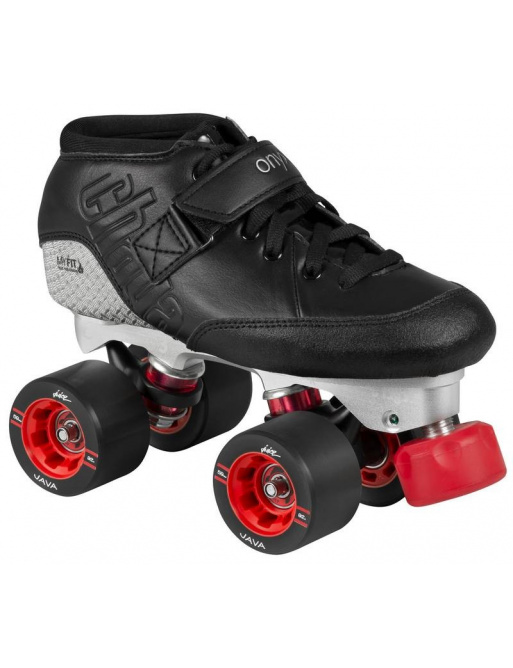 Chaya Quad Onyx in-line skates