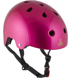 Helma Triple Eight Brainsaver L-XL Metal Pink
