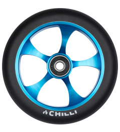 Chilli Ghost 120 mm blue wheel