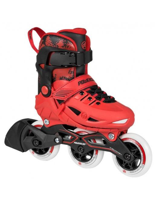 Children's Roller Skates Powerslide Phuzion Universe Red