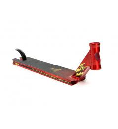 Board Lucky Jon Marco Gaydos V3 495mm red + griptape free