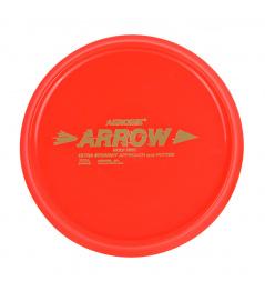 ARROW Aerobie Flying Red Disc Golf Disc