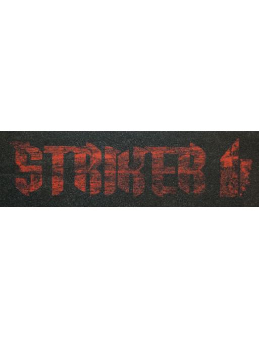 Griptape Striker Logo red / black