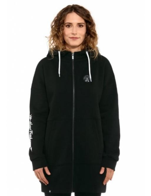 Sweatshirt Horsefeathers Cardi black 2021 women's vell.L