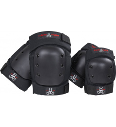 Triple Eight Park 2-pack M knee and elbow pads