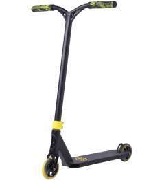 Freestyle Scooter Striker Lux Black / Yellow