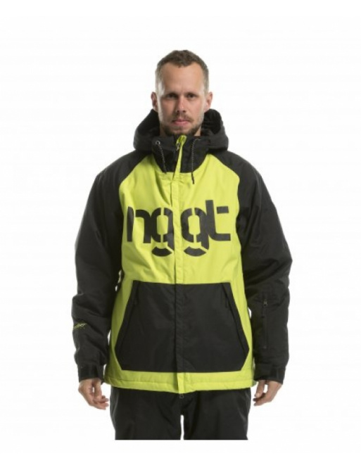 Jacket Nugget Direct B black / yellow 2016/17 vell.S