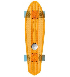 Choke Juicy Skateboard Susi Dirty Harry Clear Orange