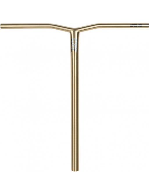 CORE Apollo Titanium 680mm gold handlebars
