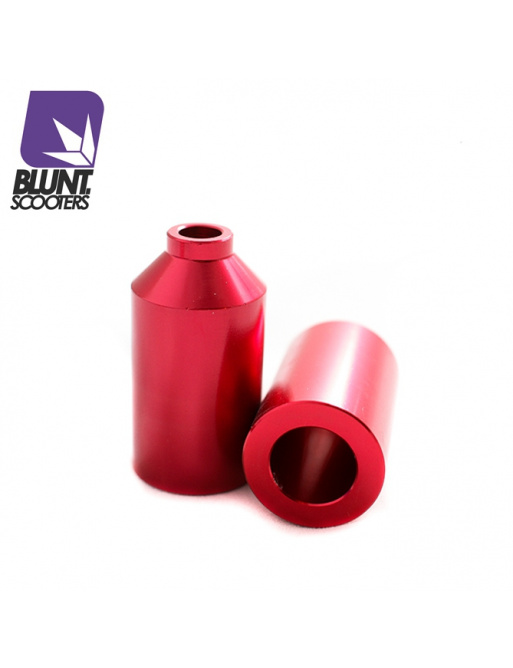 Blunt ALU pegy red