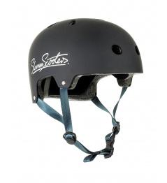 Helmet Slamm Logo S / M black 53-56cm