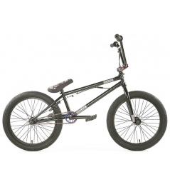 "Colony Emerge 20 ""2020 Freestyle BMX Bike (20.4"" | Black / Rainbow)"
