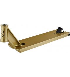 Board Native Advent V2 5.5 Saundezy 533mm gold + griptape free