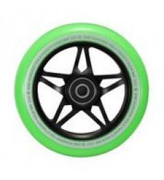 Wheel Blunt S3 110mm Black Green