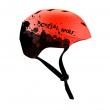Bestial Wolf Helmet Shell Red