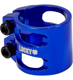 Lucky Double Clamp Blue
