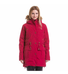 Meatfly Rainy Jacket B raspberry white 2018/19 Ladies vell.L