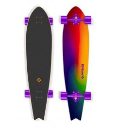 Street Surfing Sunset Blur longboard