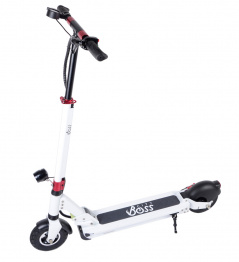 Electric scooter City Boss RX5 white - model 2020