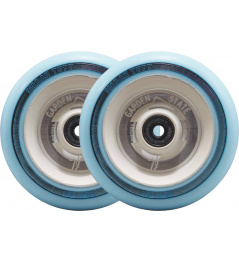 Wheels North Signature 110x24mm Jordan Tutt Light Blue & Matte Cream