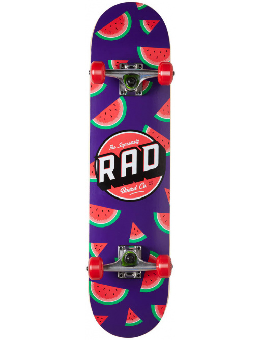 "RAD Dude Crew Skateboard Komplet (7.75"" | Watermelon)"