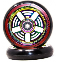 Wheels Trynyty Wi-Fi 110mm Oil Slick 2pcs