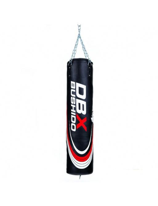 Boxovací pytel DBX BUSHIDO Elite 130 cm, červený, prázdný