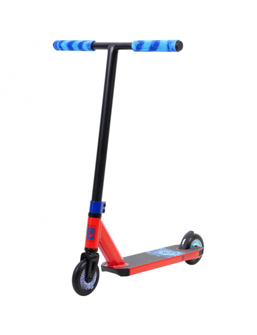 Freestyle scooter Invert Supreme 1-7-12 Red / Black / Blue