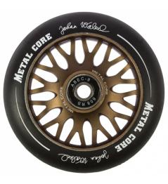Metal Core PRO model Johan Walzel 110 mm castor brown