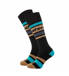 Socks Horsefeathers Mace black 2020/21 vell.11-13