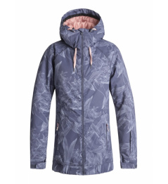 Roxy Valley Jacket 161 bqy6 crown blue washed floral 2018/19 Ladies vell.L