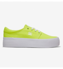 Dc Trase Platform TX shoes bright yellow 2020 women's vell.EUR39