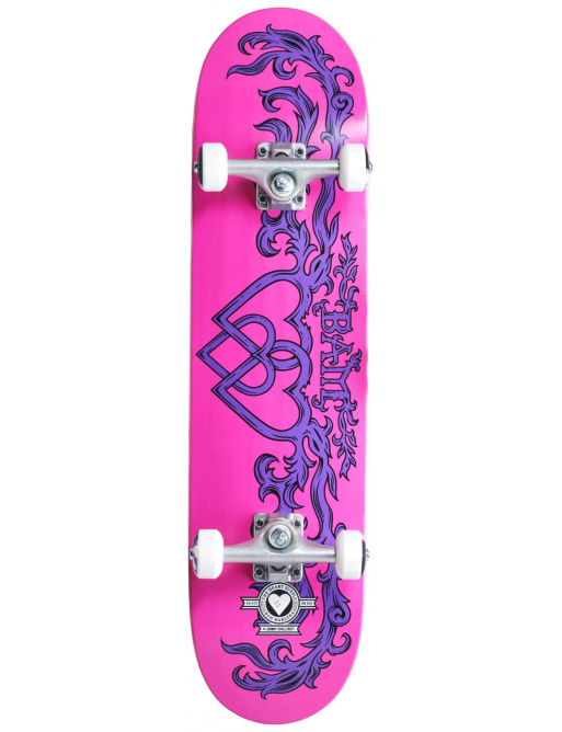 Skateboard Heart Supply Bam 7.75 Bamly Purple
