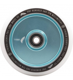 Striker Lighty Wheel Full Core V3 White Teal