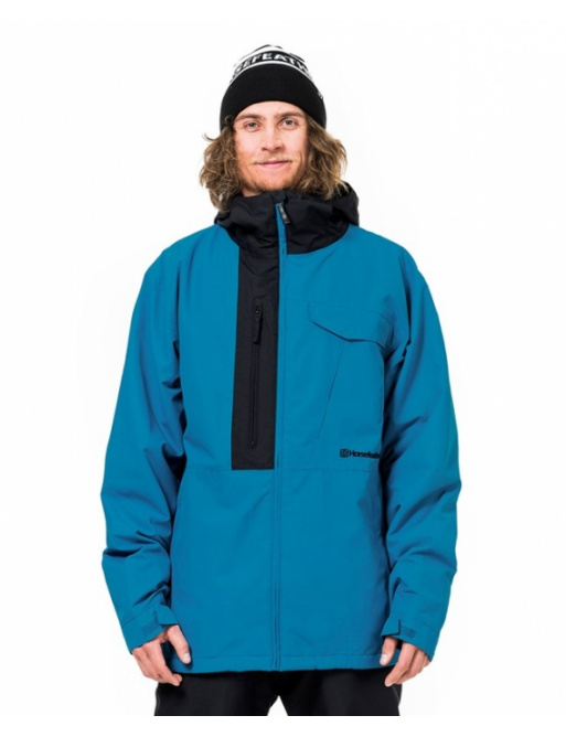 Jacket Horsefeathers Kailas Insulated blue 2017/18 vell.M