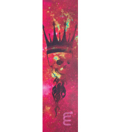 Griptape Longway Skull King Orange
