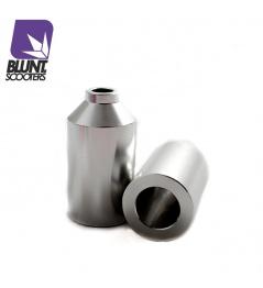 Blunt ALU silver pegy