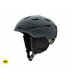 Helmet SMITH Mission matte charcoal 2018/19 v.L / 59-63cm