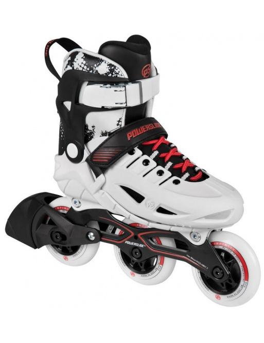 Children's roller skates Powerslide Phuzion Universe White
