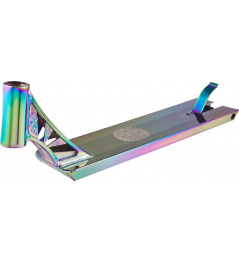Infinity Street 533mm Neochrome board + free griptape