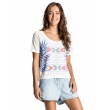 Roxy Fashion Friend T-Shirt Palm Fever 862 wbt0 marshmellow 2017 Ladies vell.L