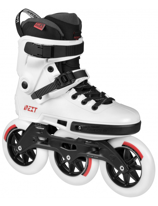 Powerslide Next Megacruiser 125 Trinity in-line skates