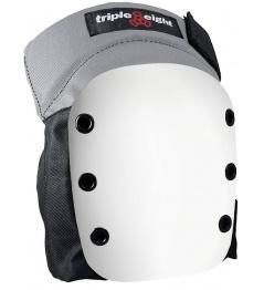 Protectors Triple Eight Street Skate Knee Pads XS Black / White