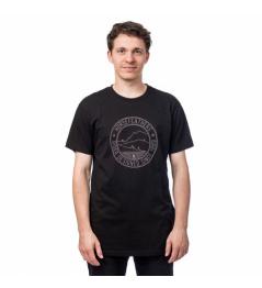 T-shirt Horsefeathers Scenery black 2019/20 vell.XL