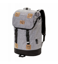 Backpack Meatfly Pioneer 26L A heather gray 2018/19